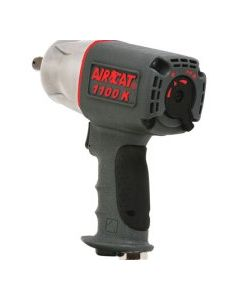 """AIRCAT 1/2"""" Kevlar TM Composite Impact Wrench Twin Hammer"""