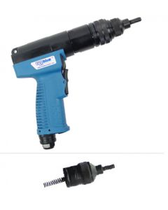 Blue Pneuematic Power Spin Tool